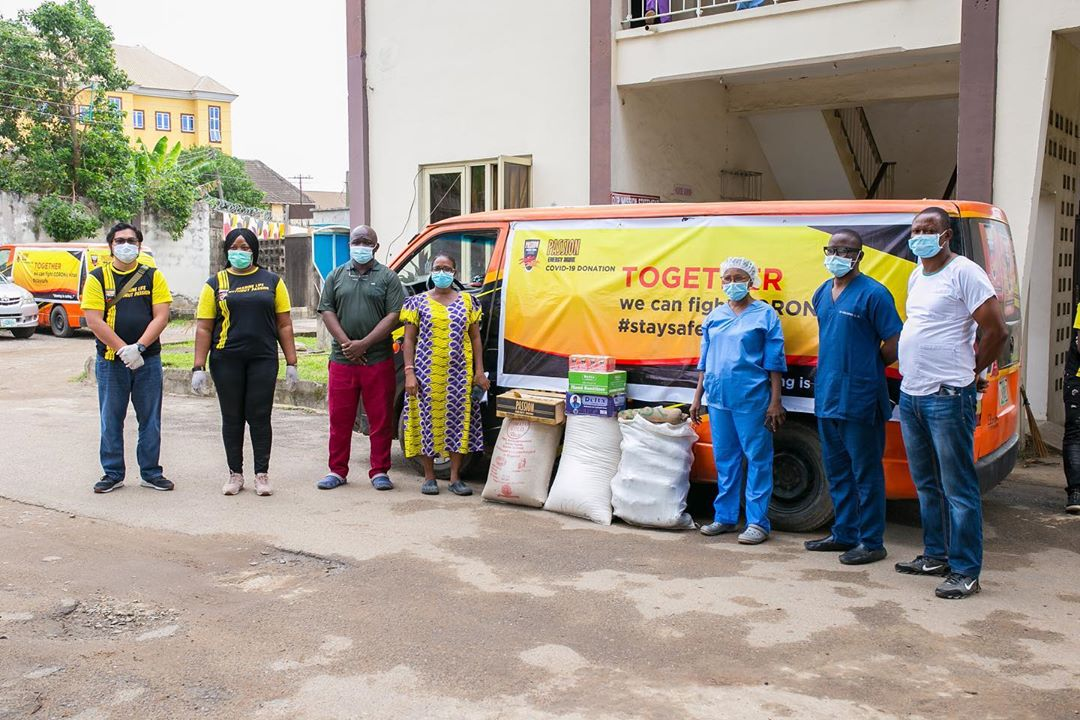 """""""We rise by lifting others""""  At #OrangeGroup we are committed to improving the lives and wellbeing of our communities especially during this coronavirus pandemic  Learn MORE, visit www.OrangeGroups.com #CSR"""